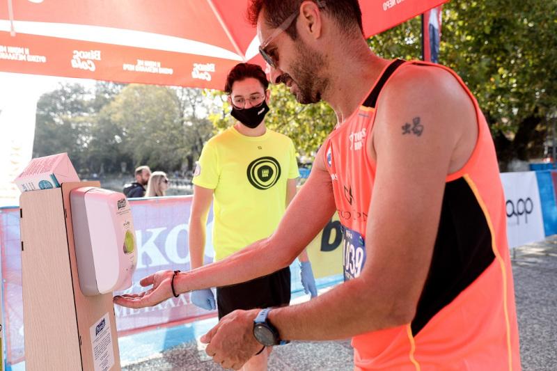 «Έσπασε τα δεσμά» το Ioannina Lake Run- Υποδειγματική τήρηση των υγειονομικών πρωτοκόλλων