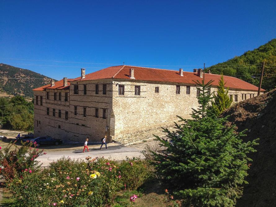 Καστοριά: Η μονή-ορμητήριο του Παύλου Μελά και η ασκήτρια της Κλεισούρας
