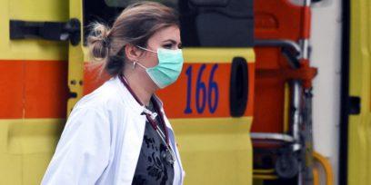 Κορωνοϊός: 399 νέα κρούσματα, 3 θάνατοι, 87 διασωληνωμένοι