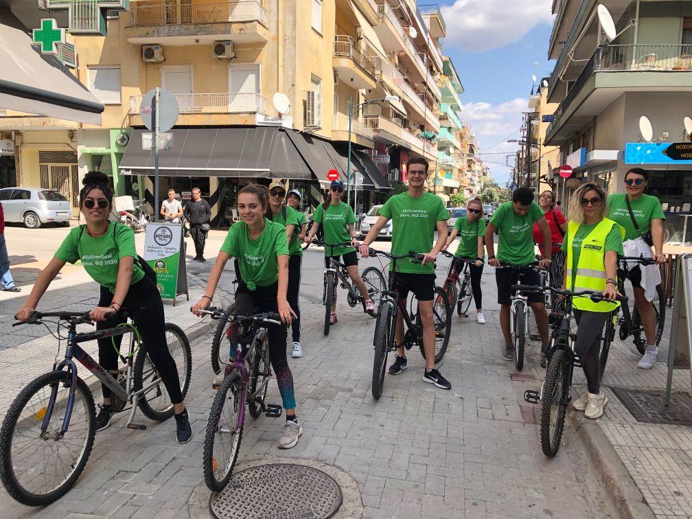 Ποδηλατική Εξόρμηση του Europe Direct Δυτικής Μακεδονίας – Ευρωπαϊκή Εβδομάδα Κινητικότητας 2020