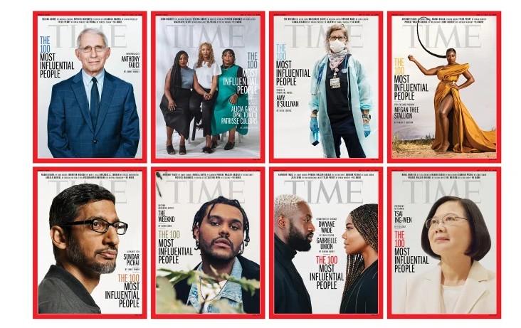 Οι 100 πιο επιδραστικές προσωπικότητες του 2020