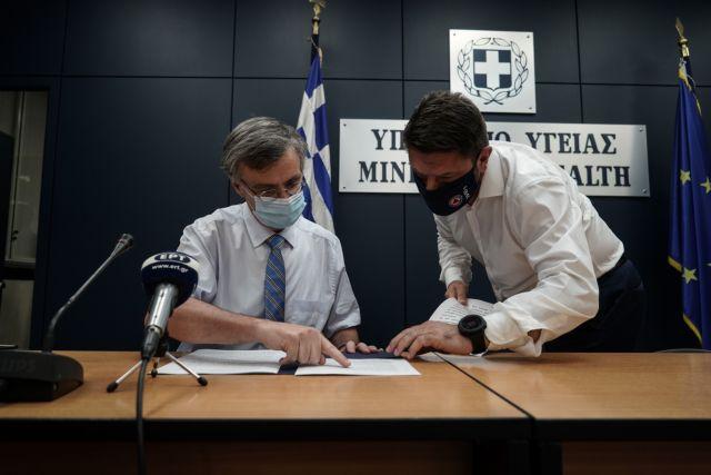 Ποιος καθηγητής ιατρικής θα αντικαταστήσει τον Τσιόδρα στην ενημέρωση για τον κοροναϊό