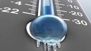 Στους 4 βαθμούς κελσίου σήμερα το πρωί η θερμοκρασία στην πόλη των Γρεβενών