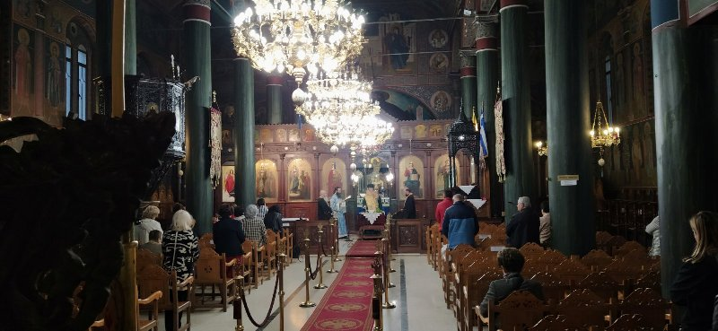 Αγιασμός ενάρξεως πνευματικού έργου Μητροπόλεως Γρεβενών