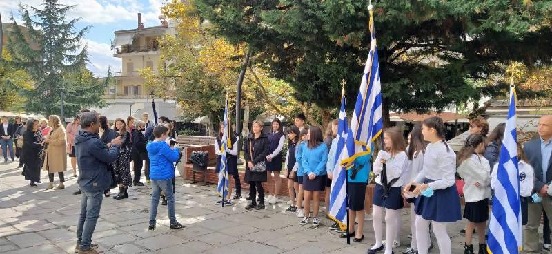 Λαμπρός Εορτασμός της 108ης επετείου της Απελευθέρωσης της πόλης των Γρεβενών