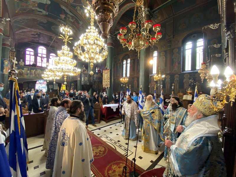 Ο εορτασμός της 28ης Οκτωβρίου στα Γρεβενά