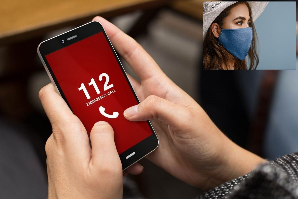 Μήνυμα του 112 σε Αχαΐα και Ιωάννινα: Να είστε σε επιφυλακή, φοράτε υποχρεωτικά μάσκα