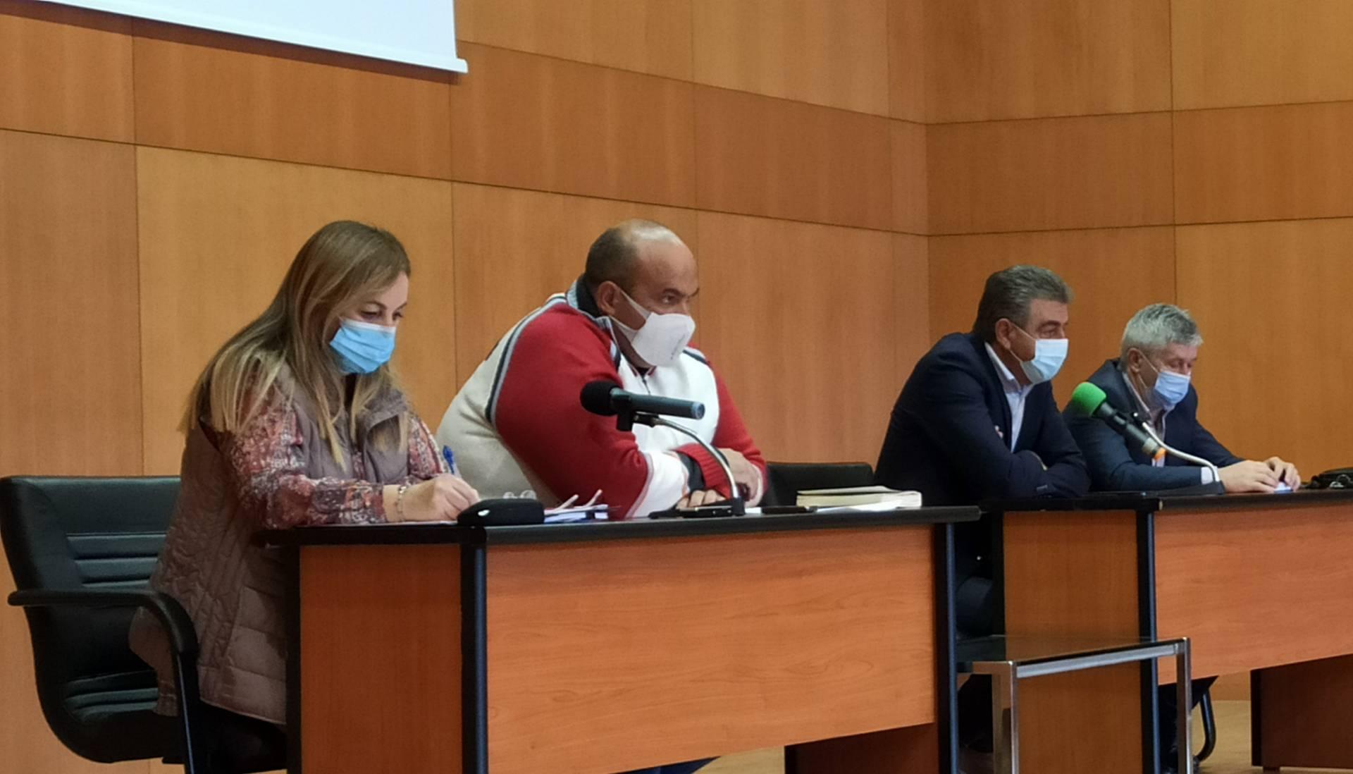 Π.Ε.Γρεβενών: Πραγματοποιήθηκε η συνεδρίαση του Συντονιστικού Οργάνου Πολιτικής Προστασίας