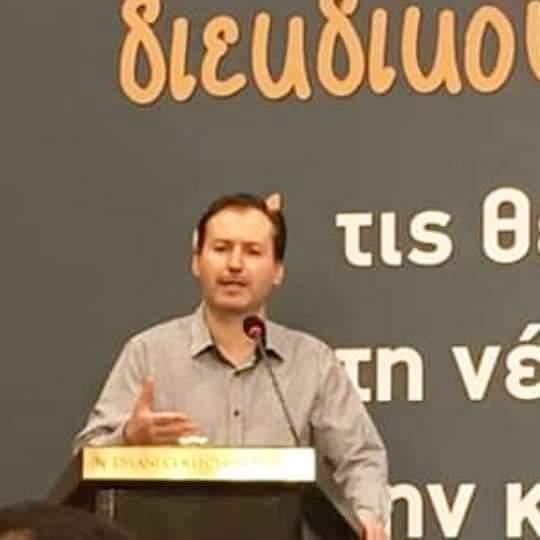 Ο Κώτσιος Αθανάσιος, Μέλος του Δ.Σ. του Νομαρχιακού Παραρτήματος του Συλλόγου Υπαλλήλων Εθνικής Τράπεζας της Ελλάδος και Εκπρόσωπος της Δημοκρατικής Συνδικαλιστικής Ενότητας (ΔΗ.ΣΥ.Ε.) στον νομό Λάρισας με δελτίο τύπου προς την εφημερίδα Grevenamedia, ενημερώνει τους Τραπεζοϋπαλλήλους του νομού  Γρεβενών
