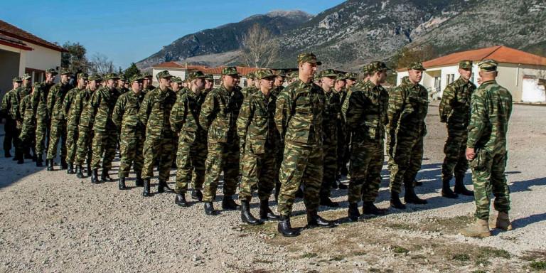 Στους 12 μήνες η στρατιωτική θητεία – Από ποια ΕΣΣΟ θα ξεκινήσει το δωδεκάμηνο