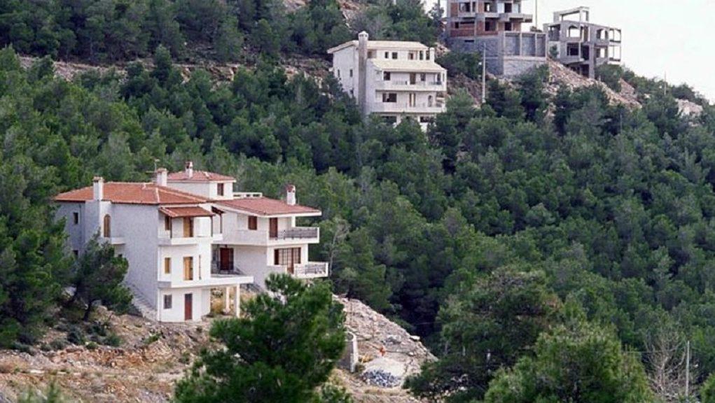 Αλλαγές σε οικοδομικές άδειες, αυθαίρετα και εκτός σχεδίου δόμηση