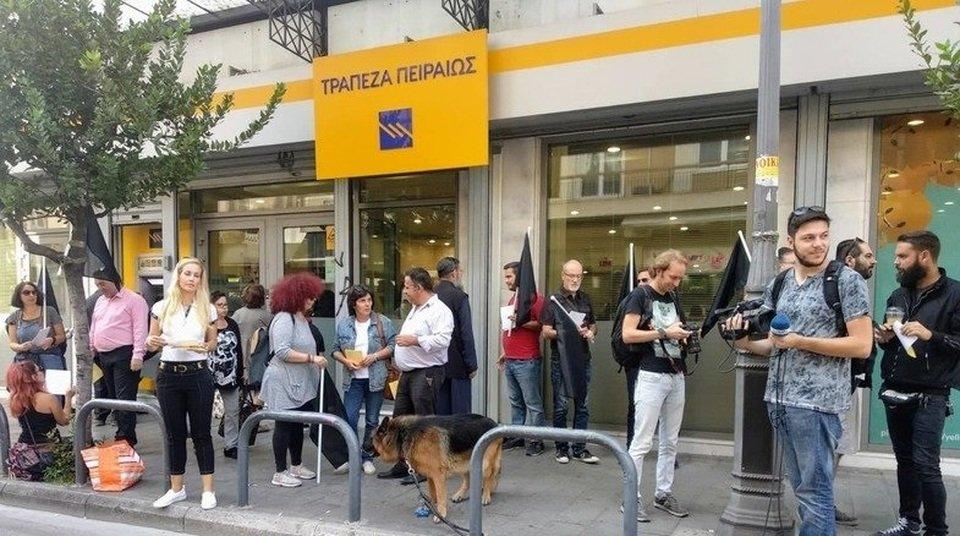 Κώτσιος Αθανάσιος: «Ως εδώ με τις αδιέξοδες λογικές συρρίκνωσης των Τραπεζών!,Να σταματήσουν ΤΩΡΑ τα εκβιαστικά διλήμματα στους υπαλλήλους της Τράπεζας Πειραιώς»