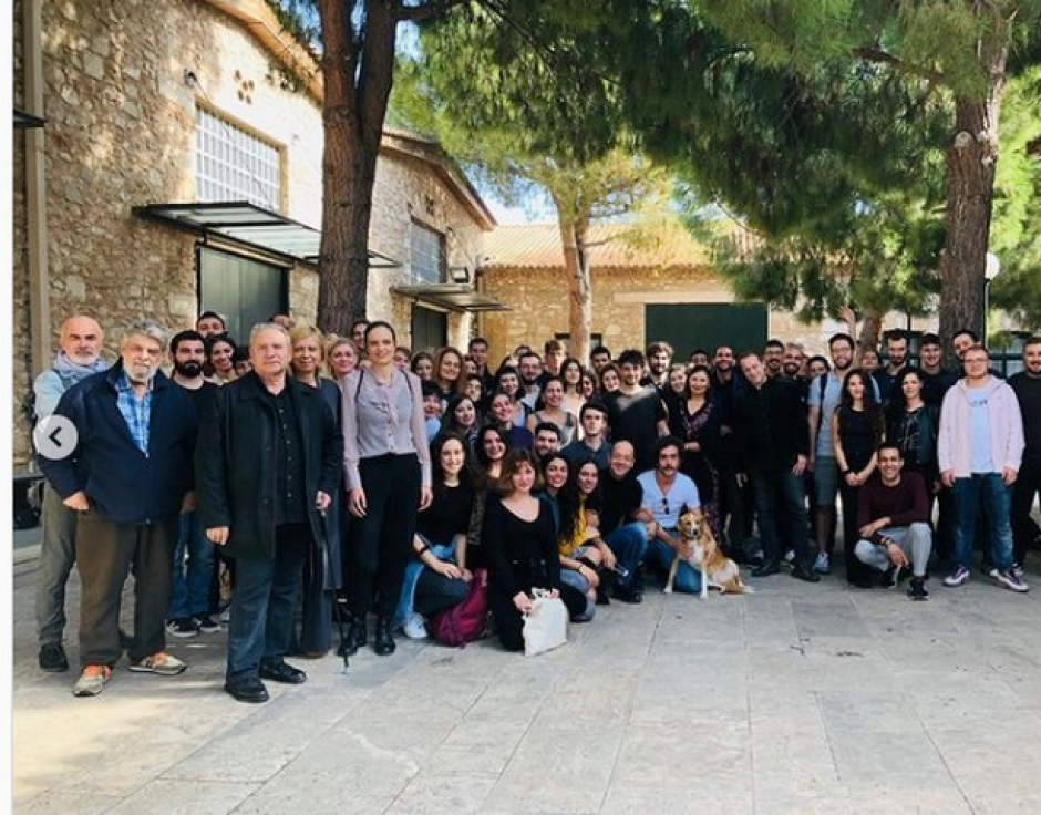 Αλλάζει εποχή η Δραματική Σχολή του Εθνικού Θεάτρου με ευρωπαϊκούς και ιδιωτικούς πόρους