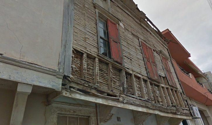 Επικίνδυνα ετοιμόρροπα κτίρια και κατασκευές