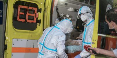 Κορωνοϊός: Νέα αρνητικά ρεκόρ με 108 νέους θανάτους – 522 διασωληνωμένοι και 2.311 κρούσματα