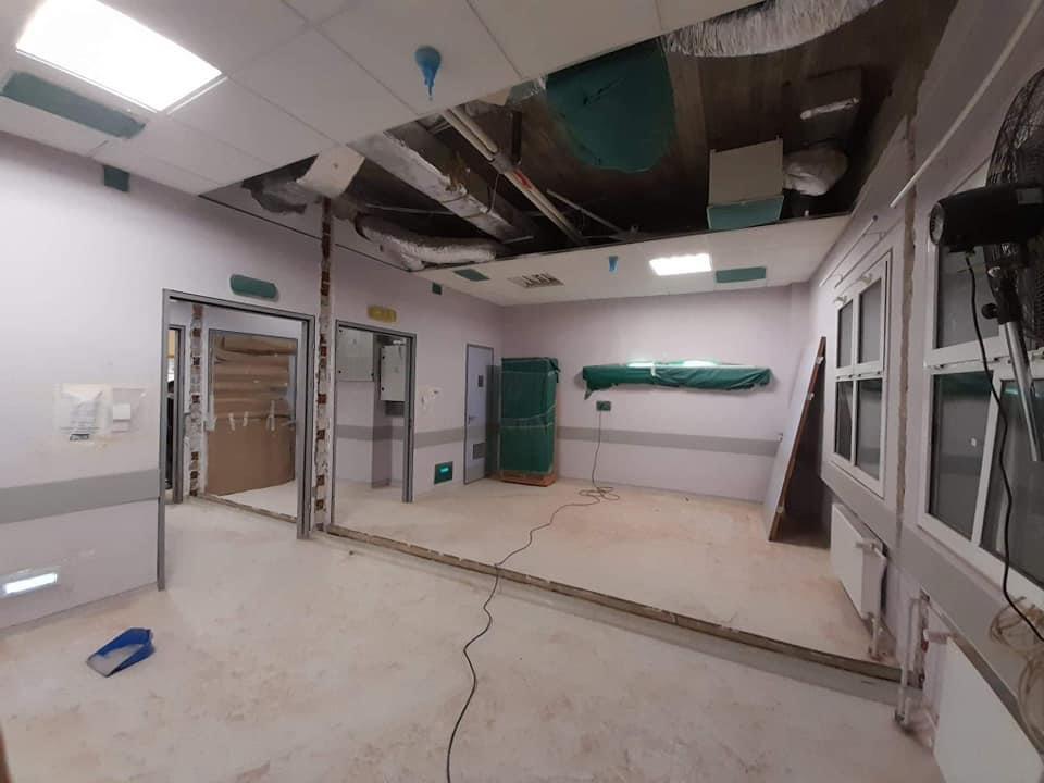 Ιωάννινα: Εφτιαξαν ΜΕΘ για κορωνοϊό μέσα σε μία εβδομάδα -Διακομίστηκαν ασθενείς από Αρτα και Φλώρινα