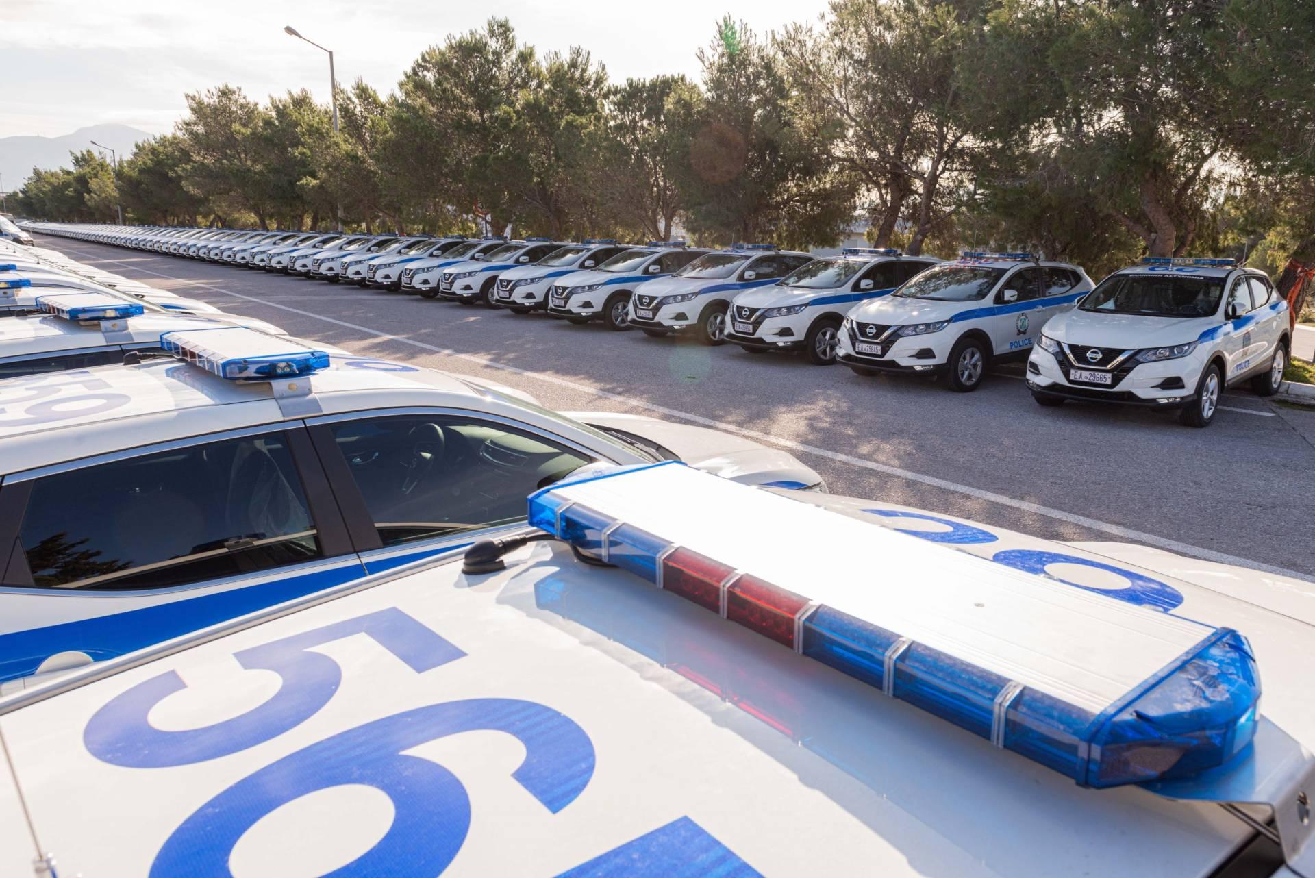 Η Αστυνομία εξοπλίζεται με αυτοκίνητα και συσκευές από την Πολιτική Συνοχής