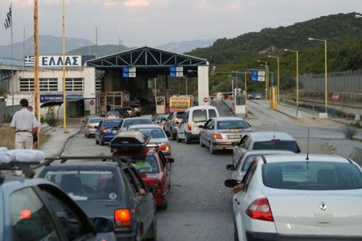 Rapid test σε όσους περνούν στη χώρα από τα χερσαία σύνορα