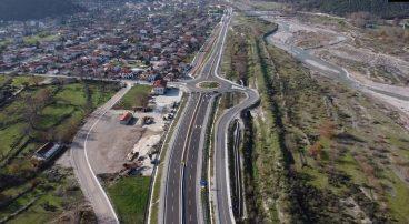 Στην κυκλοφορία από σήμερα ακόμα ένα τμήμα της εθνικής οδού Τρικάλων – Άρτας