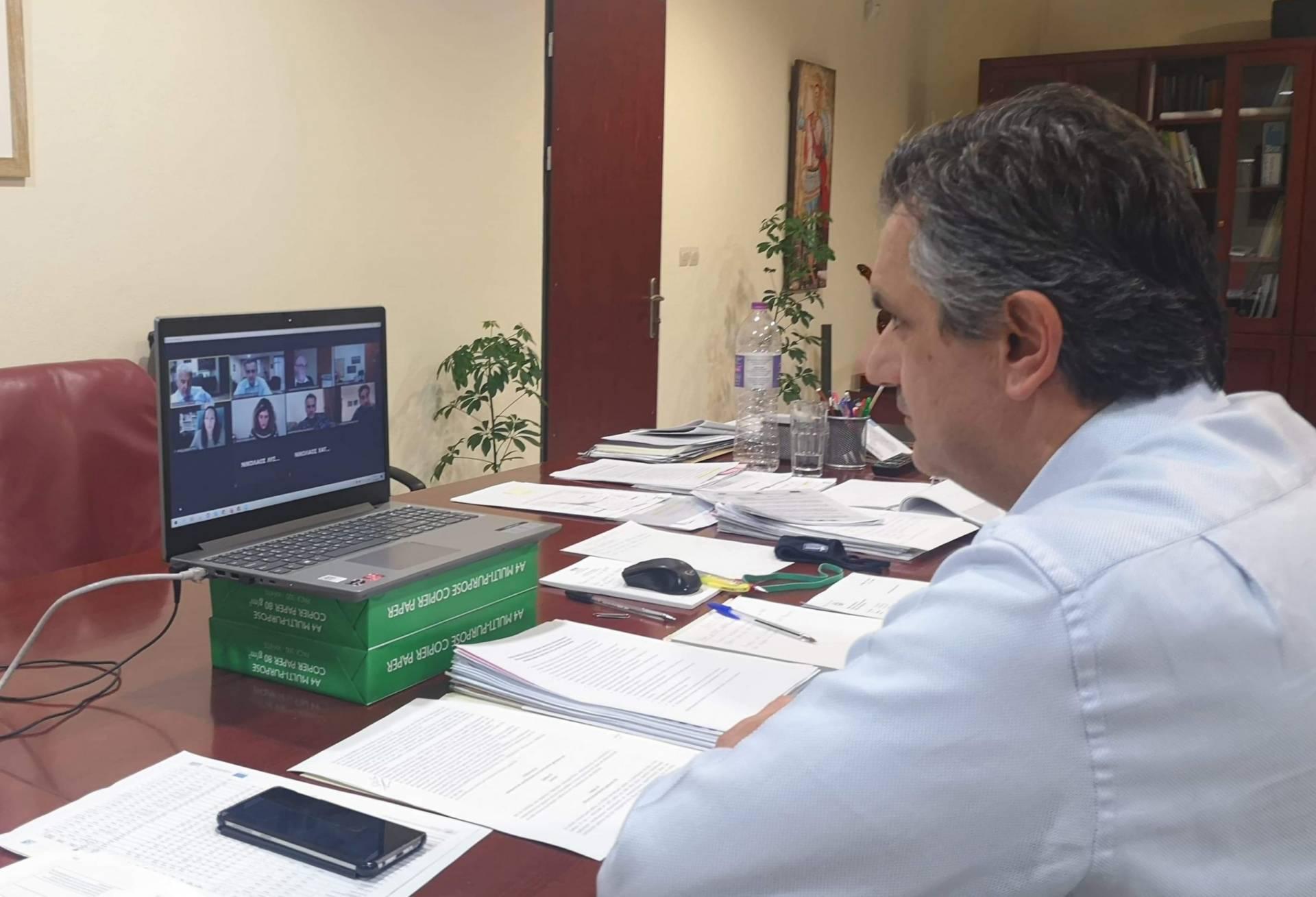 Απόφαση για τη δημιουργία Ειδικού Φορέα Διαχείρισης ΒΙ.ΠΕ Κοζάνης και Φλώρινας για να ξεπεραστούν οι ολιγωρίες δεκαετιών