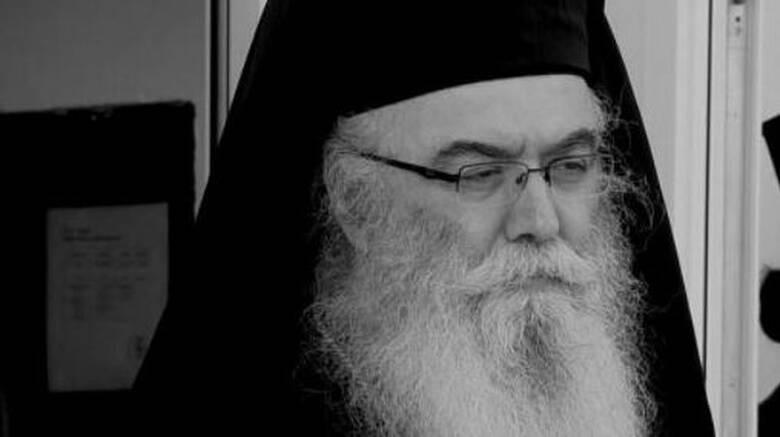 Εκοιμήθη ο Μητροπολίτης Καστοριάς Σεραφείμ- Έχασε τη μάχη με τον κορονοϊό