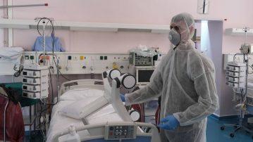 Κορωνοϊός: 617 νέα κρούσματα, 470 διασωληνωμένοι, 50 θάνατοι