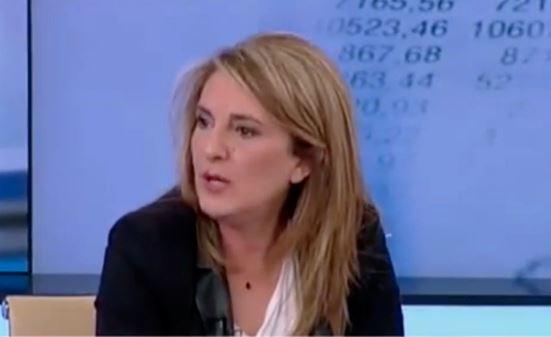 Ολυμπία Τελιγιορίδου: «Στηρίζουμε τους Έλληνες γαλακτοπαραγωγούς απέναντι στην ανεπάρκεια της κυβερνητικής πολιτικής»