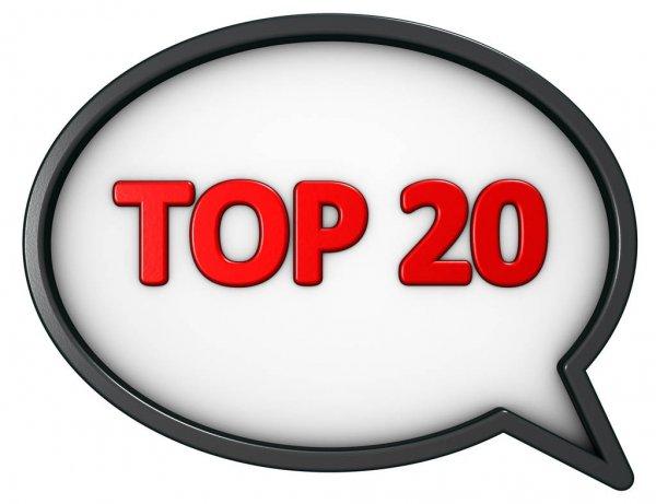 To Τοp 20 του 2020, στο Ράδιο Γρεβενά 101,5. Δευτέρα 28/12 στις 20:00