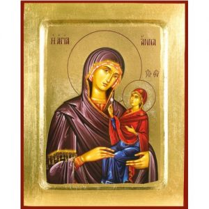 9 Δεκεμβρίου: Η Σύλληψη της Αγίας Άννας