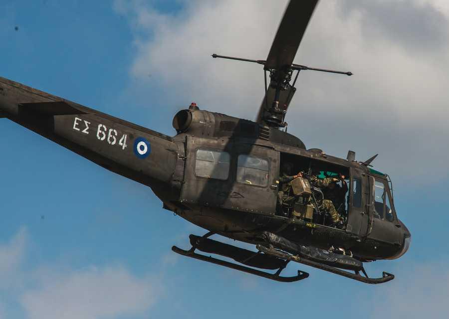 Έρευνες, με ελικόπτερο, στο Ανατολικό Ζαγόρι για το αεροσκάφος που αγνοείται