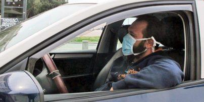 Μάσκα στο αυτοκίνητο με SMS: Πότε «πέφτει» το 300άρι – Οι βαθμοί συγγένειας