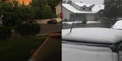 Μετεωρολόγοι: Το φαινόμενο του «διπρόσωπου» καιρού -Από ξαφνική ζέστη σε… χιόνια
