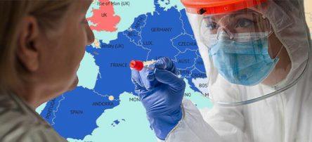 Κορωνοϊός: 334 νέα κρούσματα, 288 διασωληνωμένοι, 24 θάνατοι