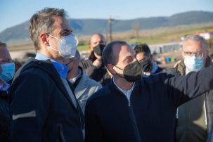 Ε65, ο αυτοκινητόδρομος που ενώνει την Ανατολική με τη Δυτική Ελλάδα: Λαμία – Εγνατία σε μιάμιση ώρα