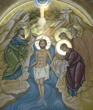 6η Ιανουαρίου:  Θεοφάνια: Ο Μέγας Αγιασμός  (εορτή)
