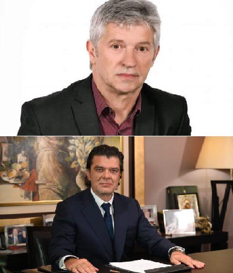 Ο Βουλευτής Νομού Γρεβενών, κ. Ανδρέας Πάτσης πραγματοποίησε συνάντηση με τον Δήμαρχο Δεσκάτης, κ. Δημήτριο Κορδίλα