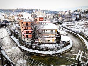 Τα χιονισμένα Γρεβενα μέσα απο φωτογραφίες των συμπολιτών μας
