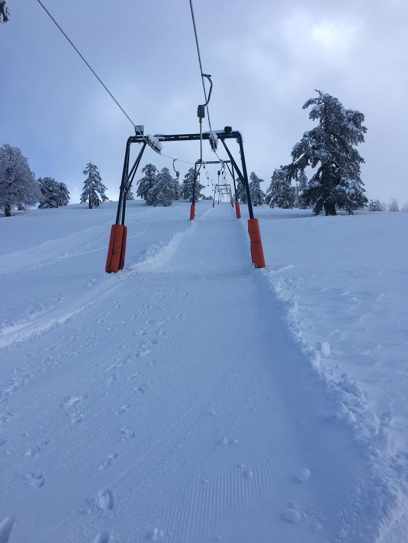 Στο Ε.Χ.Κ. Βασιλίτσας οι προπονήσεις για τους χειμερινούς Ολυμπιακούς Αγώνες του 2021