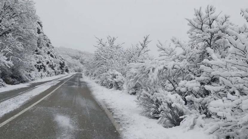 «Πάγωσε» τη Βόρεια Ελλάδα ο «Λέανδρος» – Στους -14 βαθμούς η θερμοκρασία στη Φλώρινα
