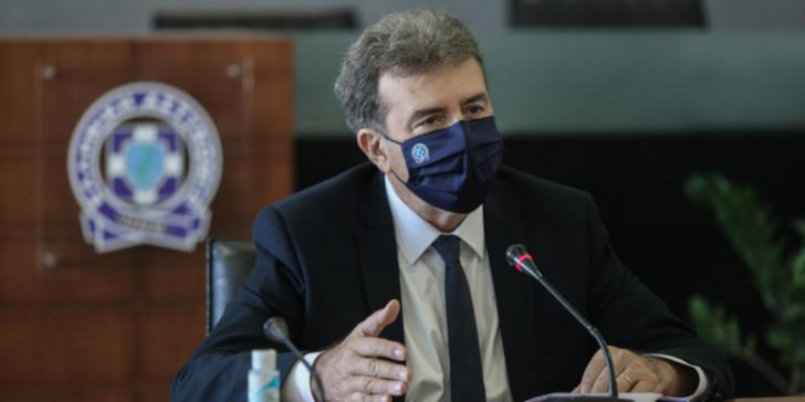 Χρυσοχοΐδης: Χωρίς πυροβόλα όπλα οι αστυνομικοί στα ΑΕΙ -Θα έχουν γκλομπ και χειροπέδες