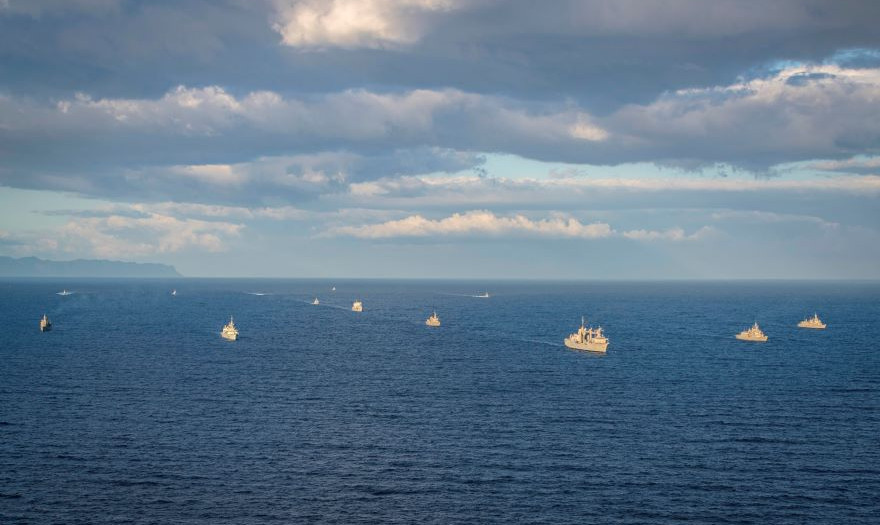 Εθνικό Σύστημα Θαλάσσιας Επιτήρησης: Εννέα σχήματα για την επιτήρηση των θαλασσίων συνόρων