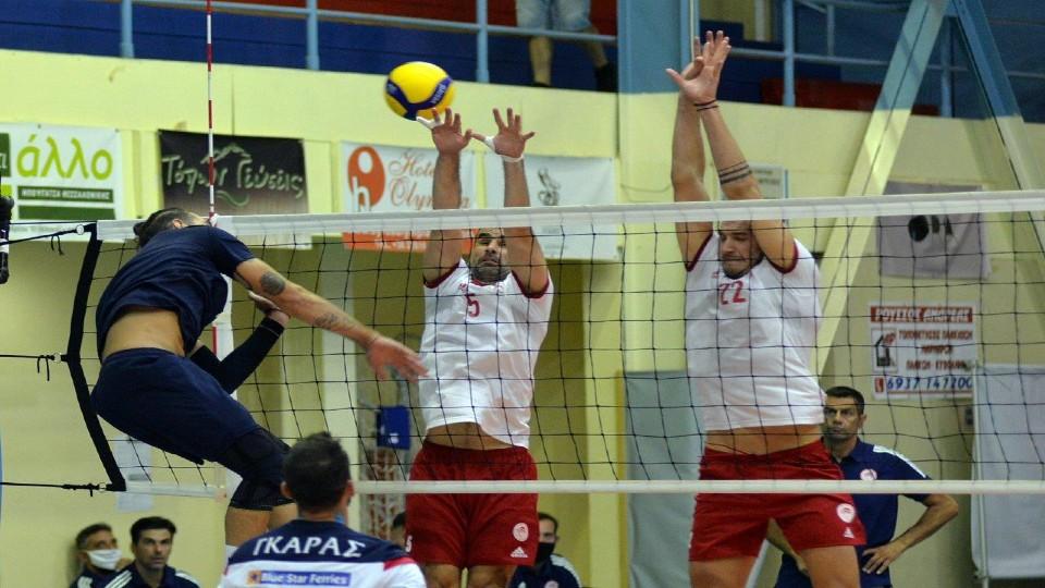 Επιτέλους επανέναρξη της Volleyleague. Φοίνικας – Ολυμπιακός από την ΕΡΤ3 στις 20:00