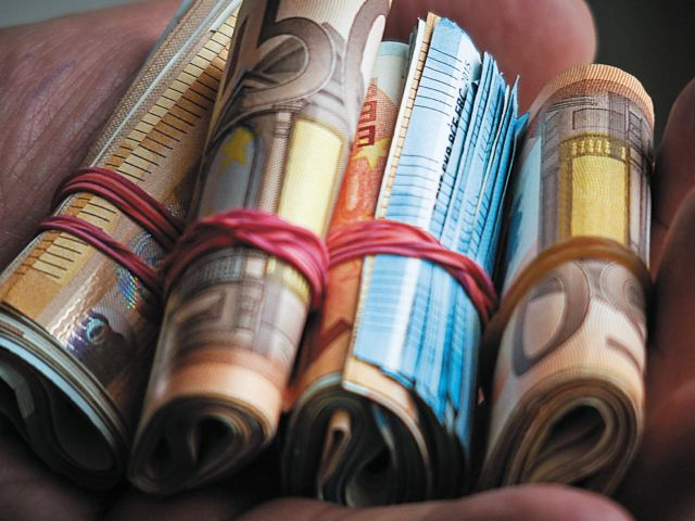Πάνω από 450.000 πλαστά χαρτονομίσματα αποσύρθηκαν το 2020 στην Ευρώπη