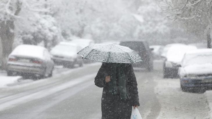 Εντυπωσιακή η αλλαγή του καιρού το Σαββατοκύριακο- Έρχονται πυκνές χιονοπτώσεις και «βουτιά» της θερμοκρασίας