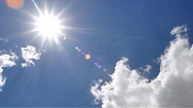 Υψηλές θερμοκρασίες το Σαββατοκύριακο και χειμώνας από εβδομάδα