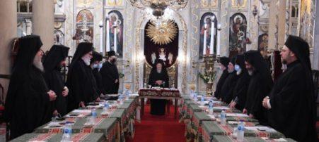 Ιερά Σύνοδος: Εκπτωτος του Θρόνου ο Μητροπολίτης Γέρων Χαλκηδόνος Αθανάσιος -Για απείθεια και ασέβεια