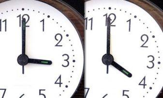 Αλλαγή ώρας: Πότε επιστρέφουμε στη θερινή ώρα