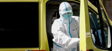 Κορωνοϊός: 1.222 νέα κρούσματα, 300 διασωληνωμένοι, 26 θάνατοι