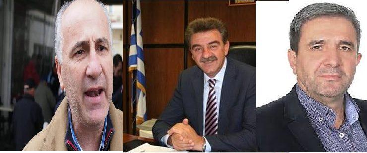 Όλη η αλήθεια για το επεισόδιο στο Δήμο Γρεβενών. Ο κ.Μπόλης, ο κ.Παλάσκας, ο κ.Δασταμάνης, ο κ.Τσεπίδης και ο βουλευτής κ.Α.Πάτσης.