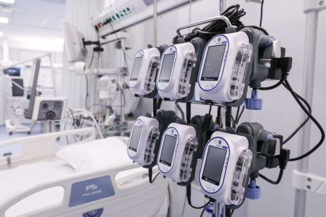 Η πανδημία «εξαφάνισε» τους αναισθησιολόγους